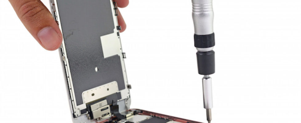 iPhone 6s disassemble