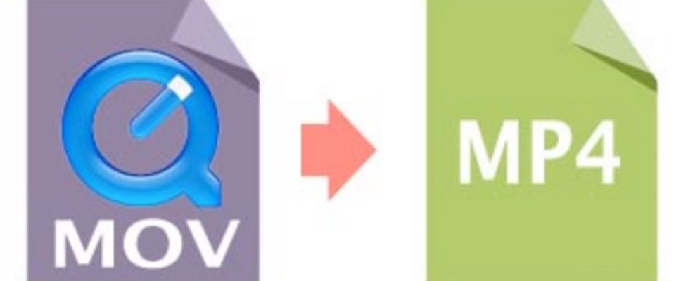 MOV to MP4 and M4V Video Converter