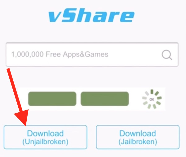 Download third party app store