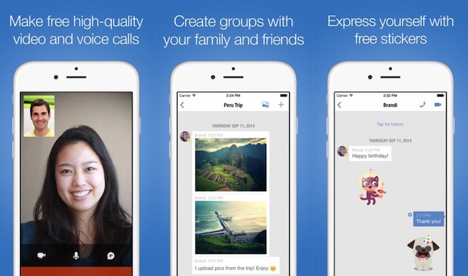 IMO Free Video calls and text chat