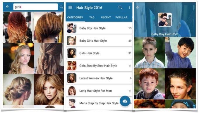 Free Hair Style Applications For Iphone And Android