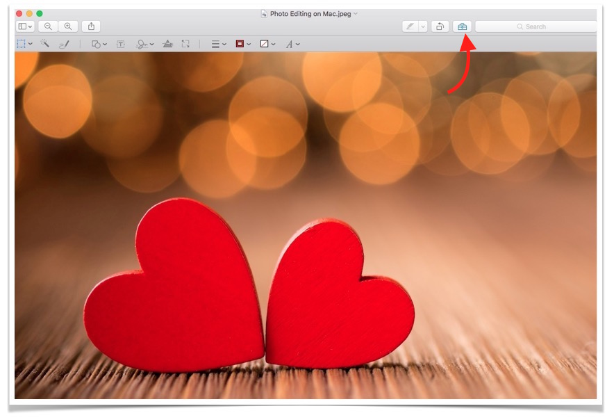 Photo Editing on Mac with Preview App