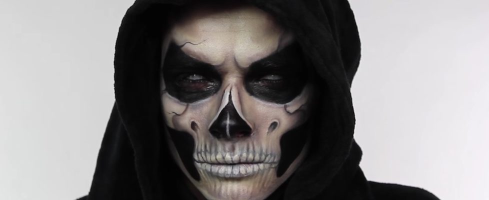 best-halloween-makeup-tutorial-videos