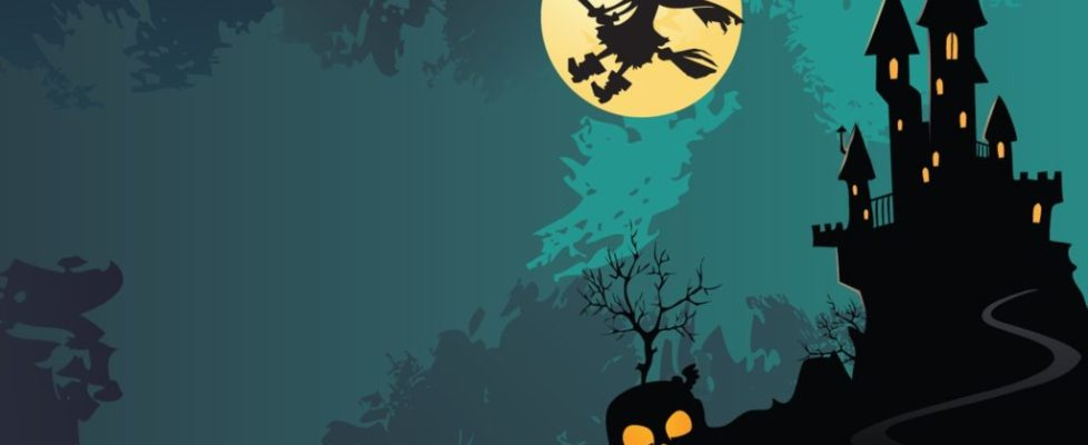 halloween-moon-and-witch