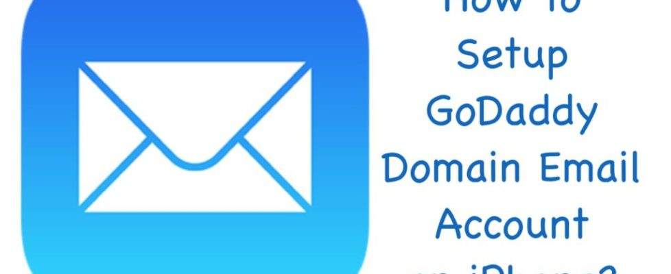 godaddy-email-log-in-on-iphone