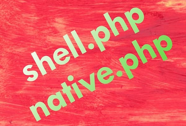 shell php